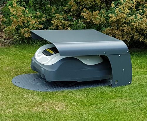 Conseils abris robots tondeuses | Garden equipment