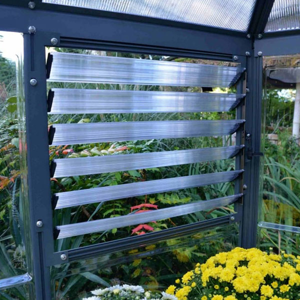 Palram polycarbonate greenhouse
