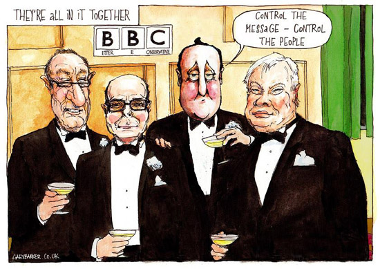 BBC Bias article - UK Political Cartoonist Cartoons