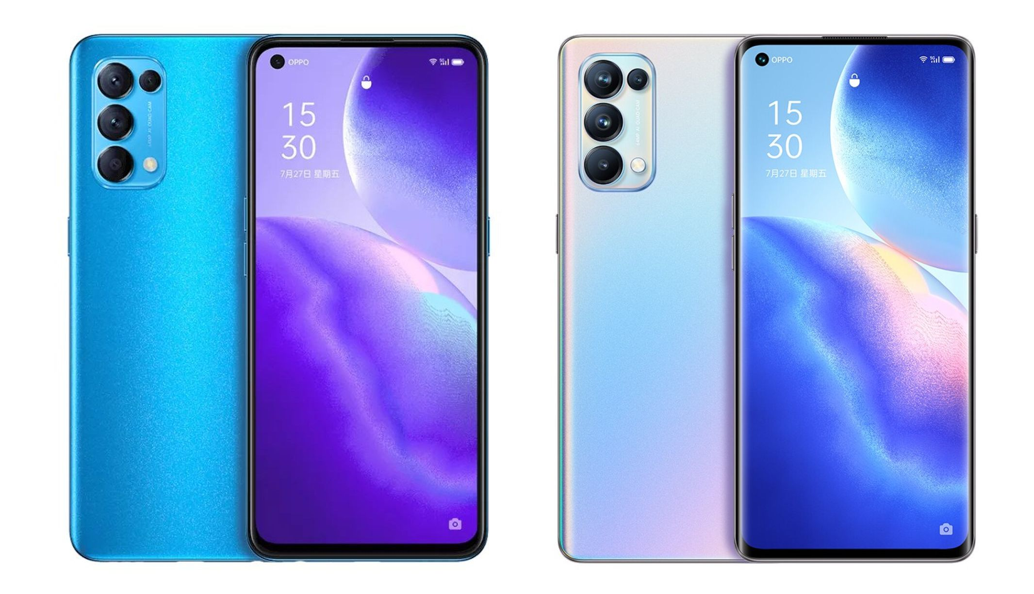 OPPO  Officially launches The Reno 5 Series