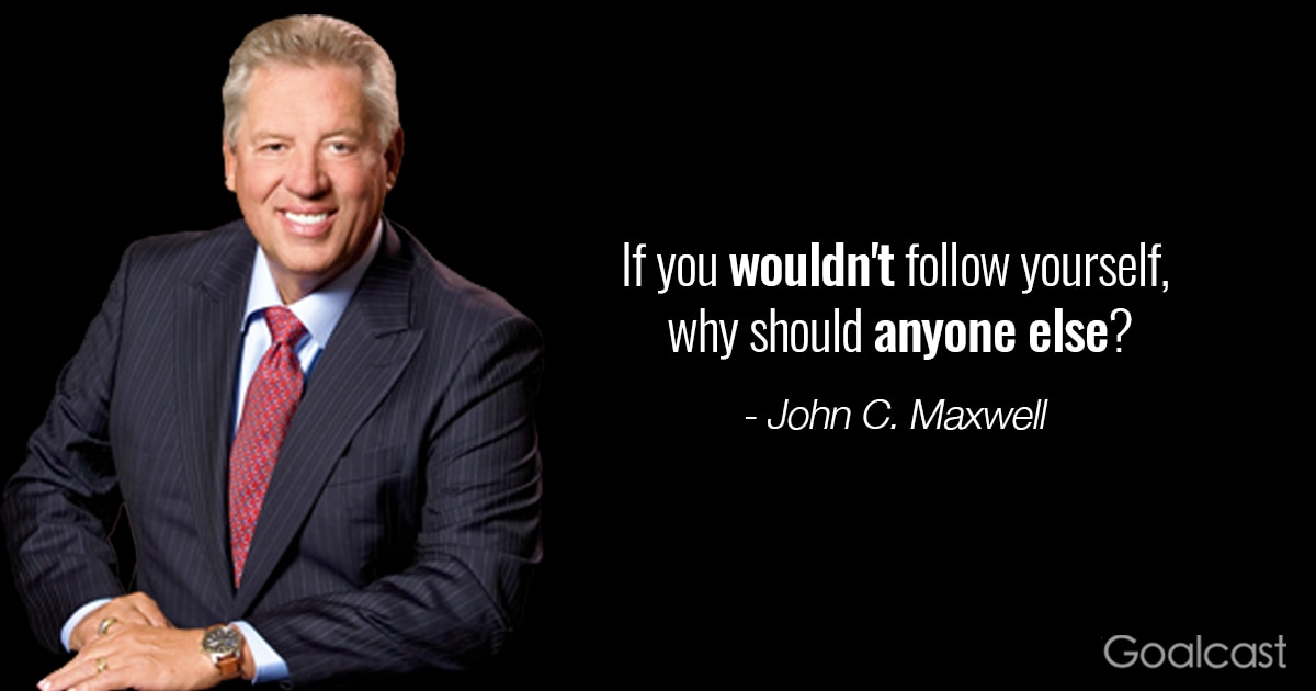 17 John C. Maxwell Quotes and Lessons on Successful Leadership