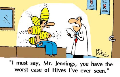 Hives - Grace Medical & Allergy