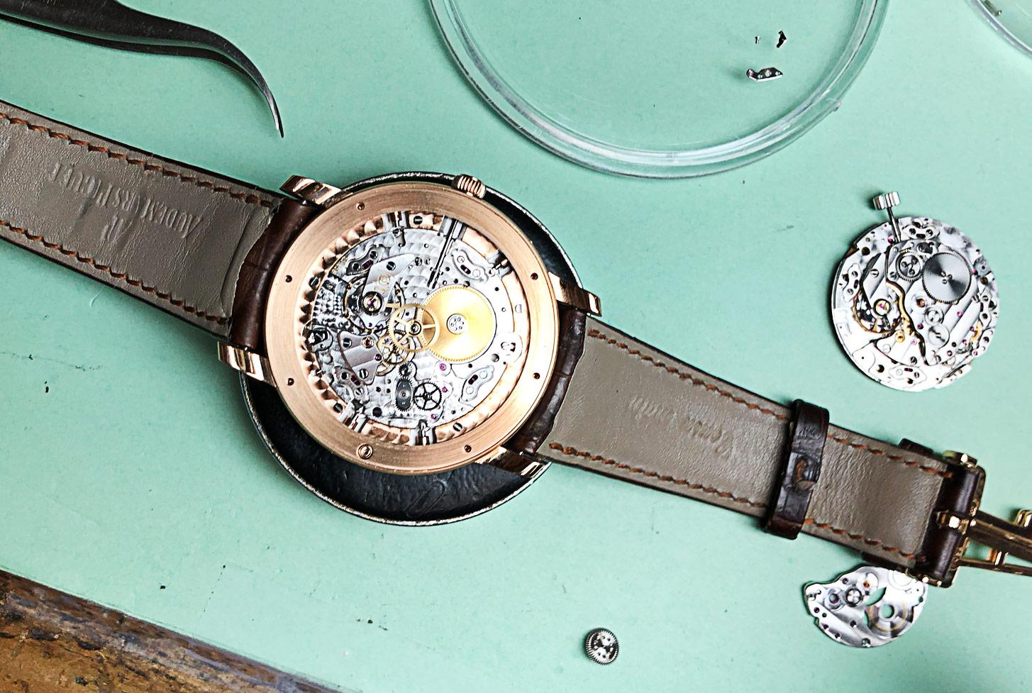 Audemars Piguet Jules Audemars Watch Repair | Gray & Sons ...