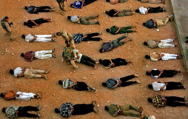 America's Genocidal Iraq War - The Greanville Post