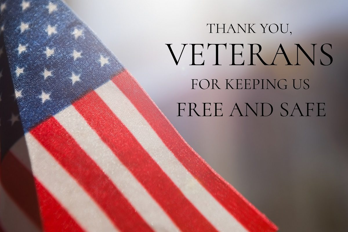 Discounts, free stuff, and events for Veteran's Day ...