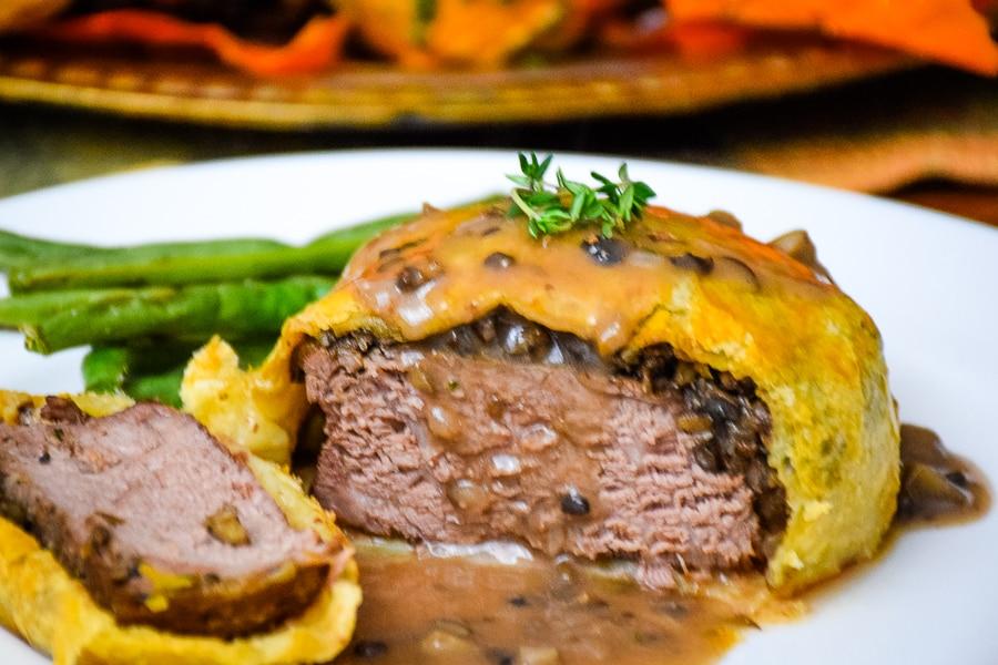 Easy Individual Beef Wellingtons - Grumpy's Honeybunch