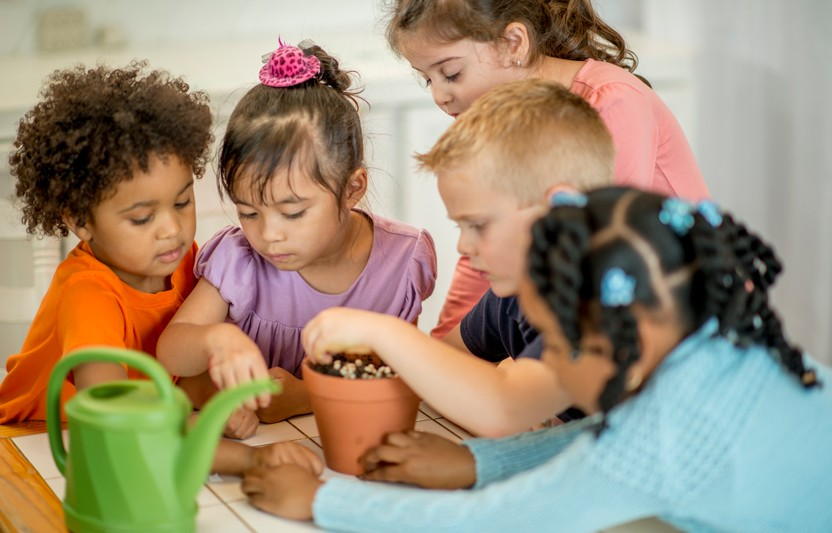 What Really Matters in Kindergarten: Sharing and Caring ...