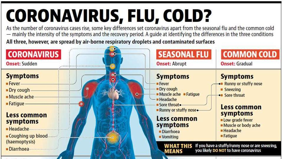 Coronavirus Live Data with Maps and Tips to be Safe 3