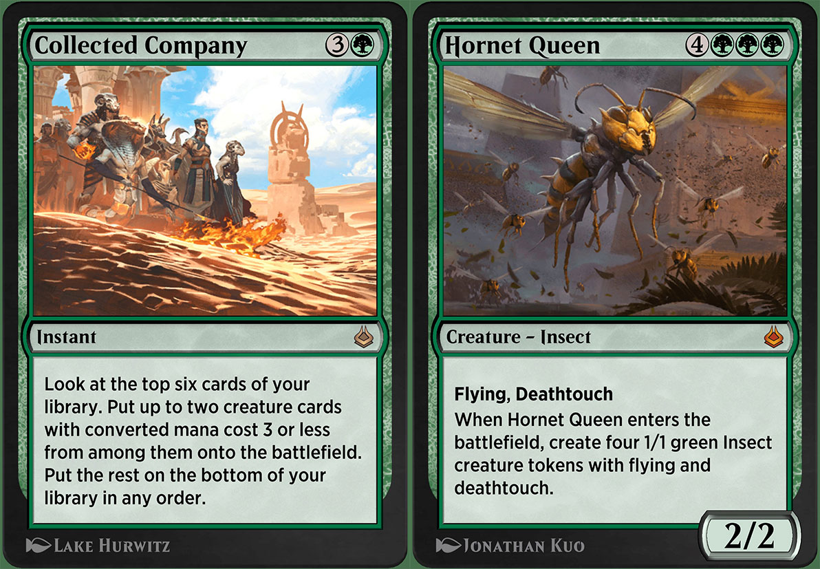 Amonkhet Remastered Contains Cards From Outside of the ...