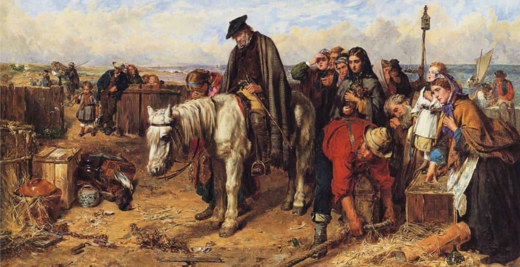 Was the Highland Clearances the Main reason for Scottish ...
