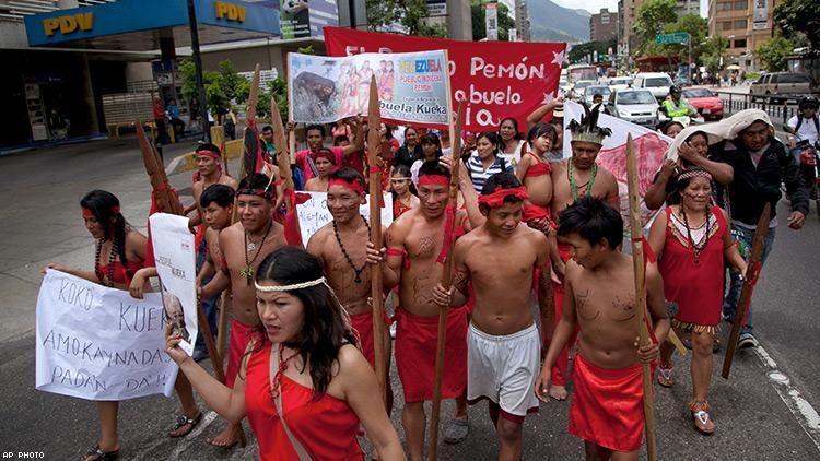 AIDS Threatens Venezuela's Indigenous Population