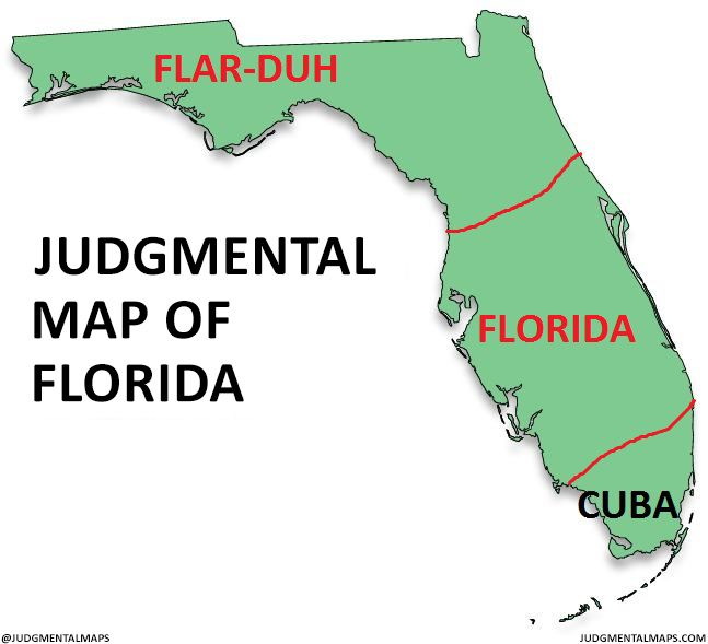 22 Jokes About Florida That Are Actually Funny - HomeSnacks