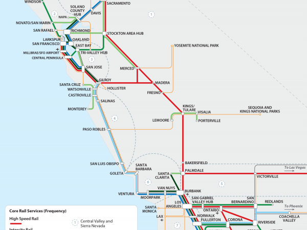 California is Building High-Speed Rail | High Speed Rail ...