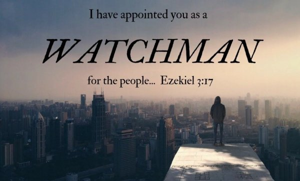 PRAY FOR THE WATCHMEN! | Intercessors for America
