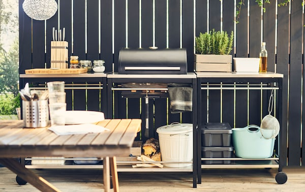 The great outdoor kitchen - IKEA