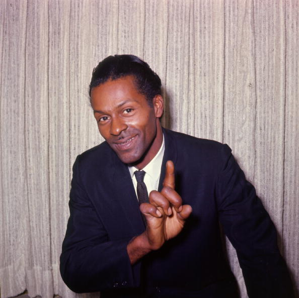 Chuck Berry Had A Criminal Past, But What He Did In 68 YR ...