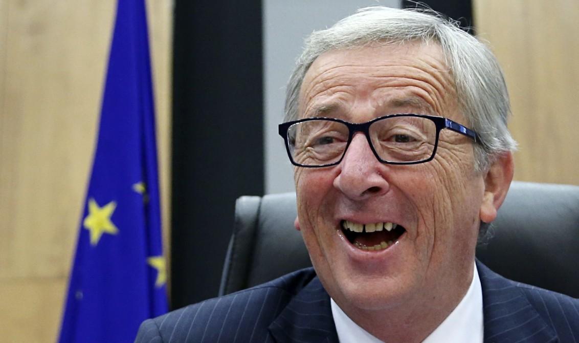 Juncker pizzicato ancora una volta alquanto ubriaco