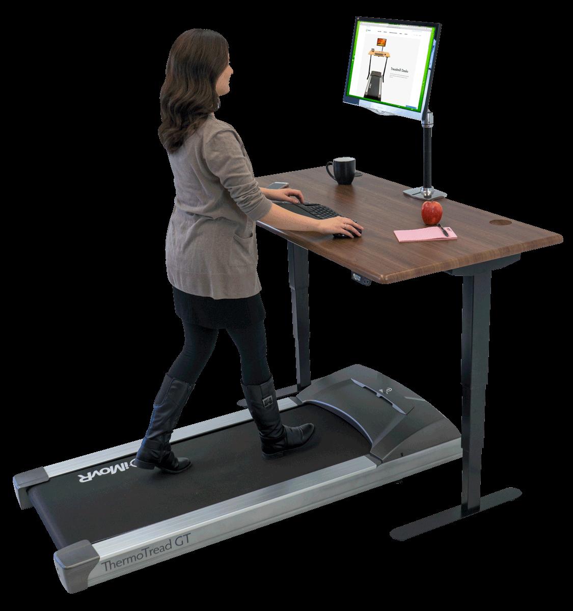 Buy the Best Treadmill Desks & Under Desk Treadmills - iMovR
