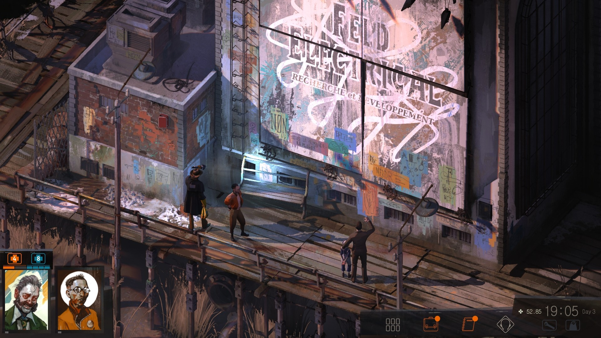Disco Elysium Review | The Indie Game Website