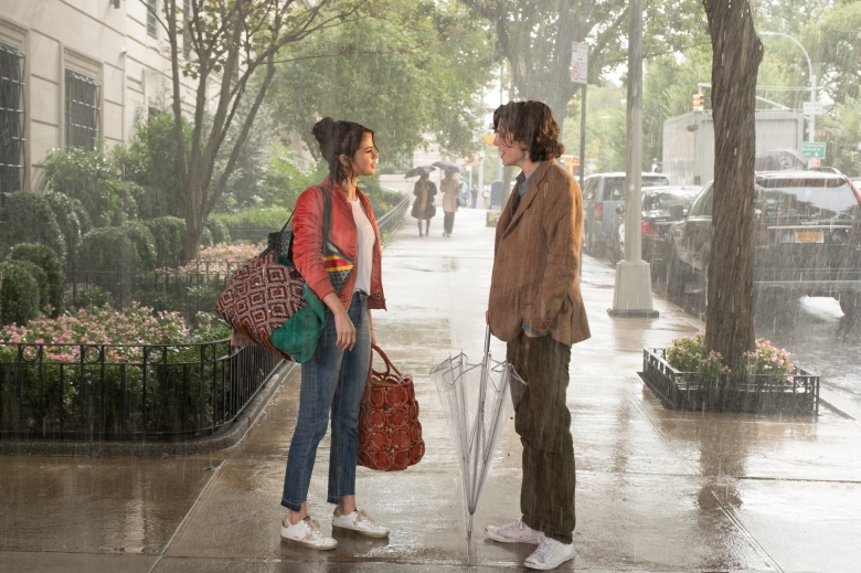 'A Rainy Day in New York' Review: Woody Allen Comedy Is ...