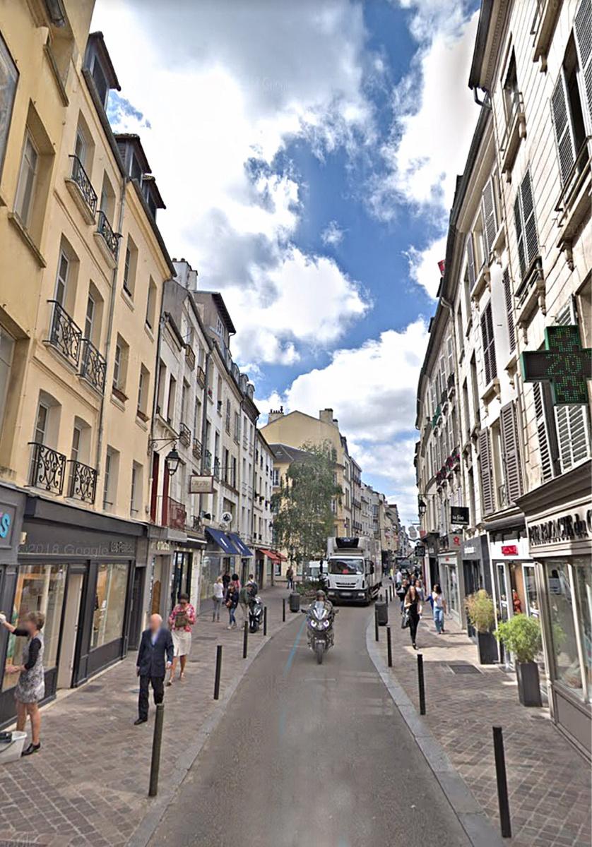 Yvelines : risque d'effondrement à Saint-Germain-en-Laye ...