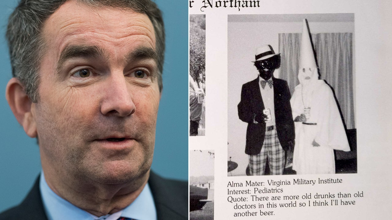 DOJ sides with church suing Virginia Gov. Northam after pastor who held 16-person service faced fine, jail…