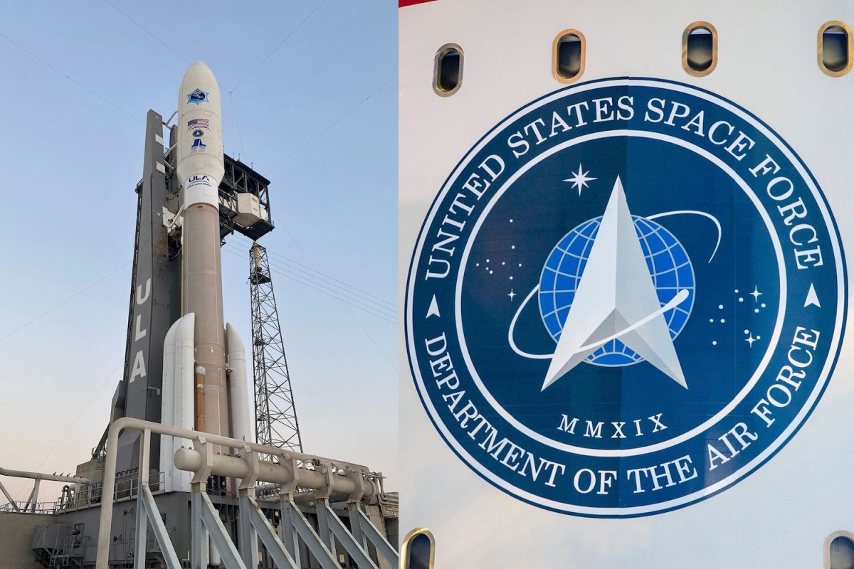 The First U.S. Space Force Launch Is This Afternoon ...