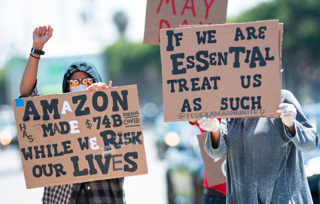 "Amazon VP Resigns, Calls Company ""Chickenshit"" - InsideHook"