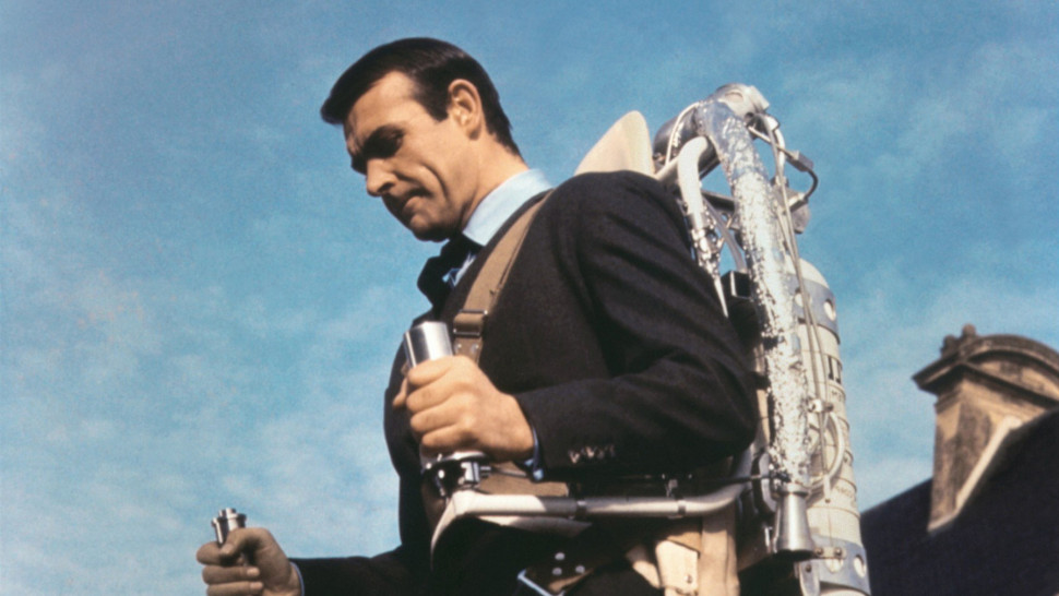 Film - Thunderball - Into Film