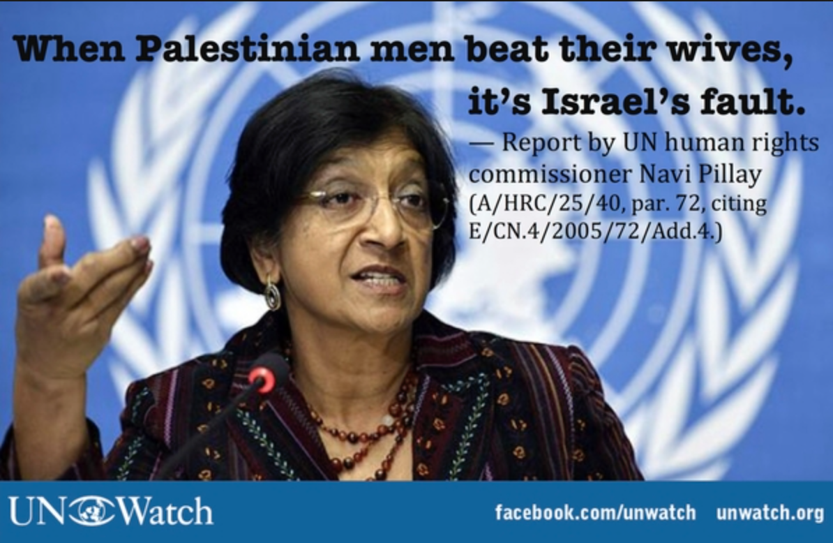 Israel and Stuff » UN Human Rights Council ignores ISIS ...