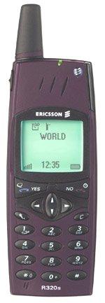 Обзор сотового GSM-телефона Ericsson R320s