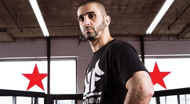 Firas Zahabi Is Here To Help You With Your Leg Lock And ...