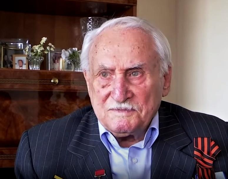 David Dushman, de laatste overlevende bevrijder van ...