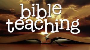 Bible Teaching Principles - JumpIntoTheWord