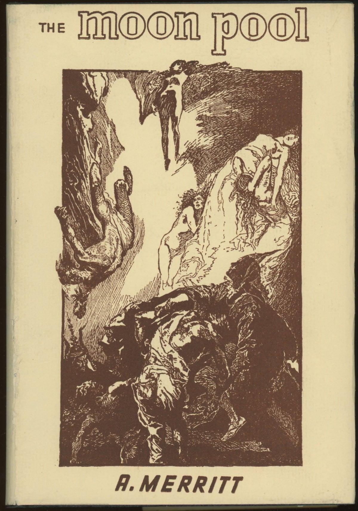 THE MOON POOL | A. Merritt | Later edition