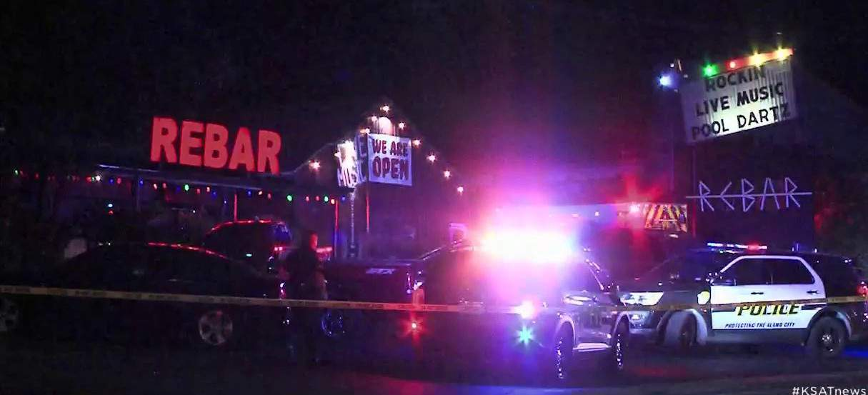 """Eight shot and wounded outside San Antonio bar after group denied entry, police say. Shooter got a """"long rifle"""" from the car, walked back and opened fire at the parking lot…"""