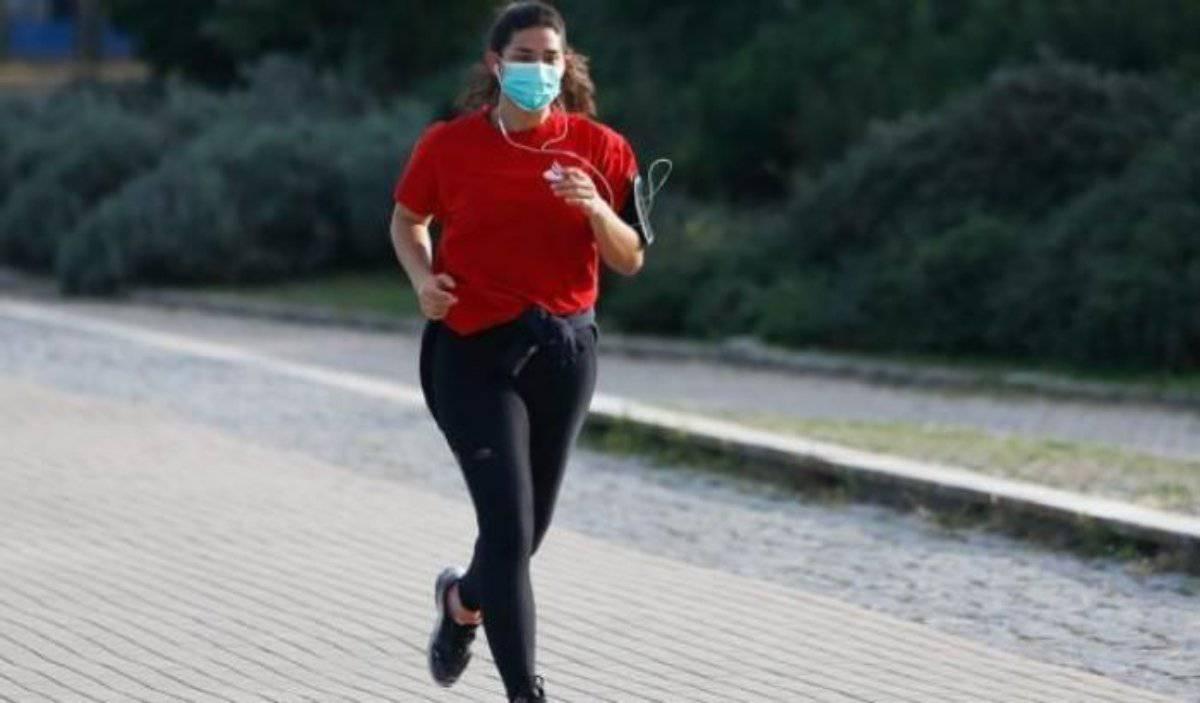 Sport all'aperto: mascherina si o no? Il Dpcm non ...