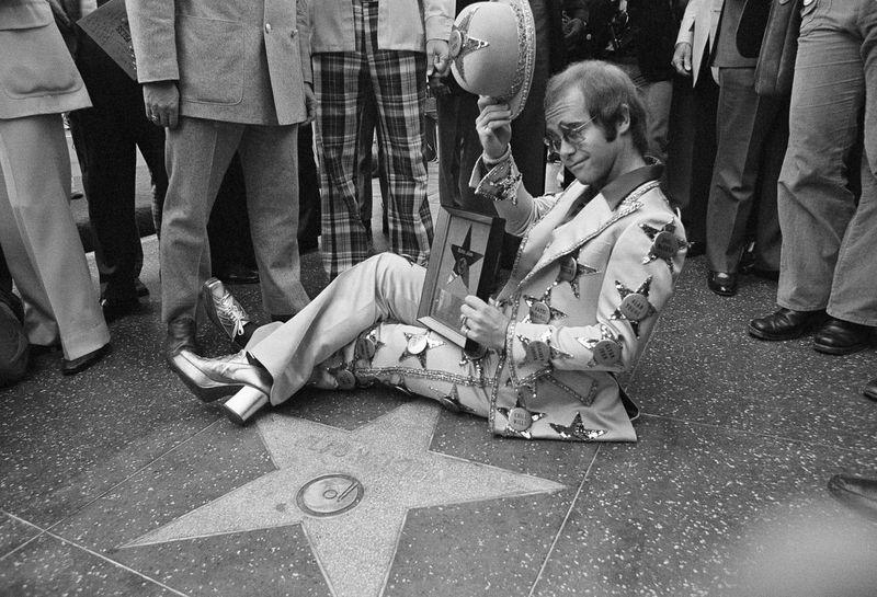 Cuando Elton John habló por primera vez de su sexualidad ...