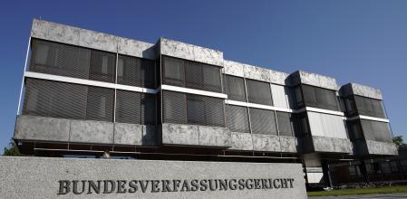 El Tribunal Constitucional de Alemania suspende ...