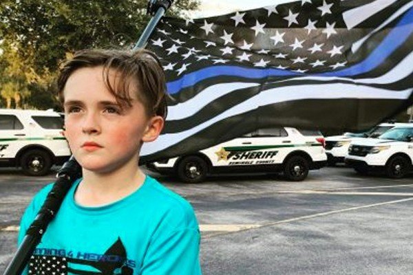 11-Yr-Old Florida Boy Runs 500 Miles To Honor Officers Killed in Line of Duty ?u=https%3A%2F%2Fwww.lawenforcementtoday.com%2Fwp-content%2Fuploads%2F2020%2F06%2FRunning-4-heroes