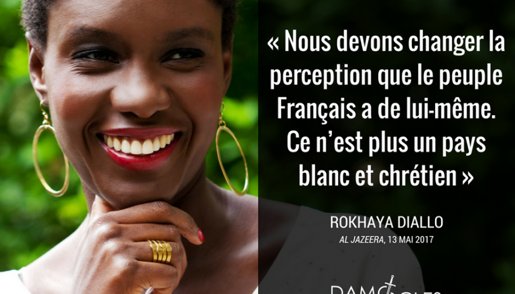 Rokhaya Diallo confirme l'existence du Grand remplacement ...