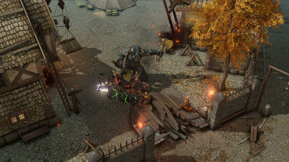 Pathfinder: Wrath of the Righteous now in Closed Alpha Test - Level Push