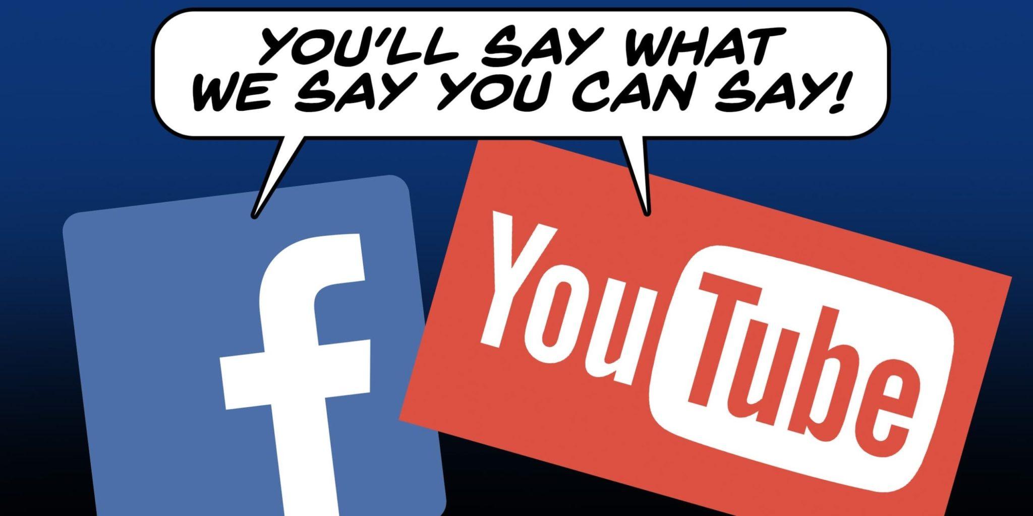 social media censorship - Liberty Nation