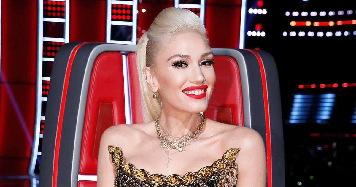Gwen Stefani's Outfits on 'The Voice': Photos of the ...