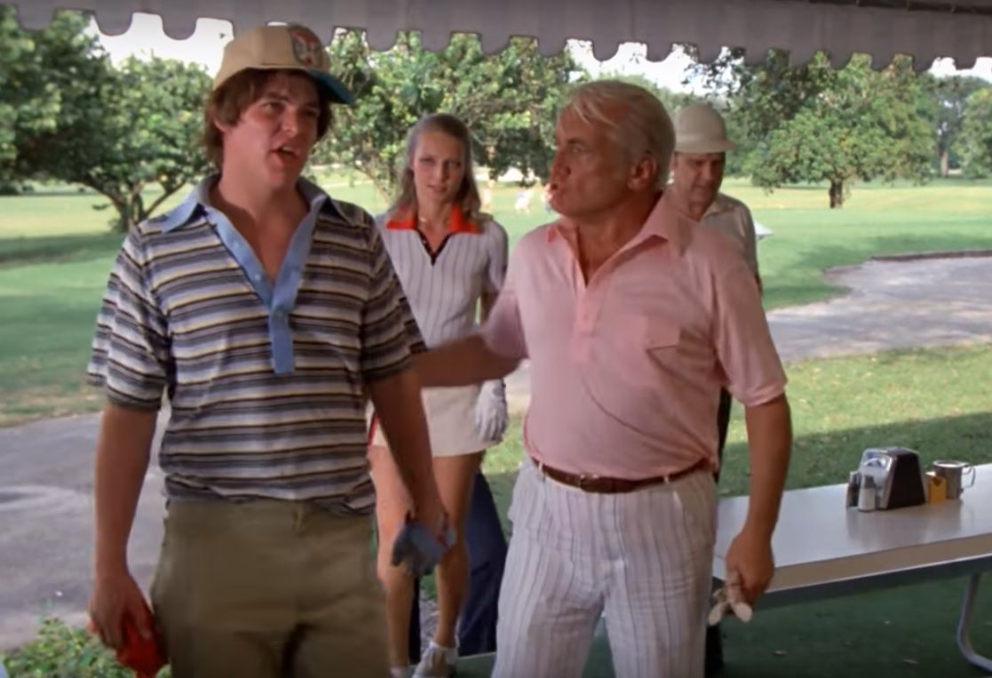 "The Funniest ""Caddyshack"" Quotes"