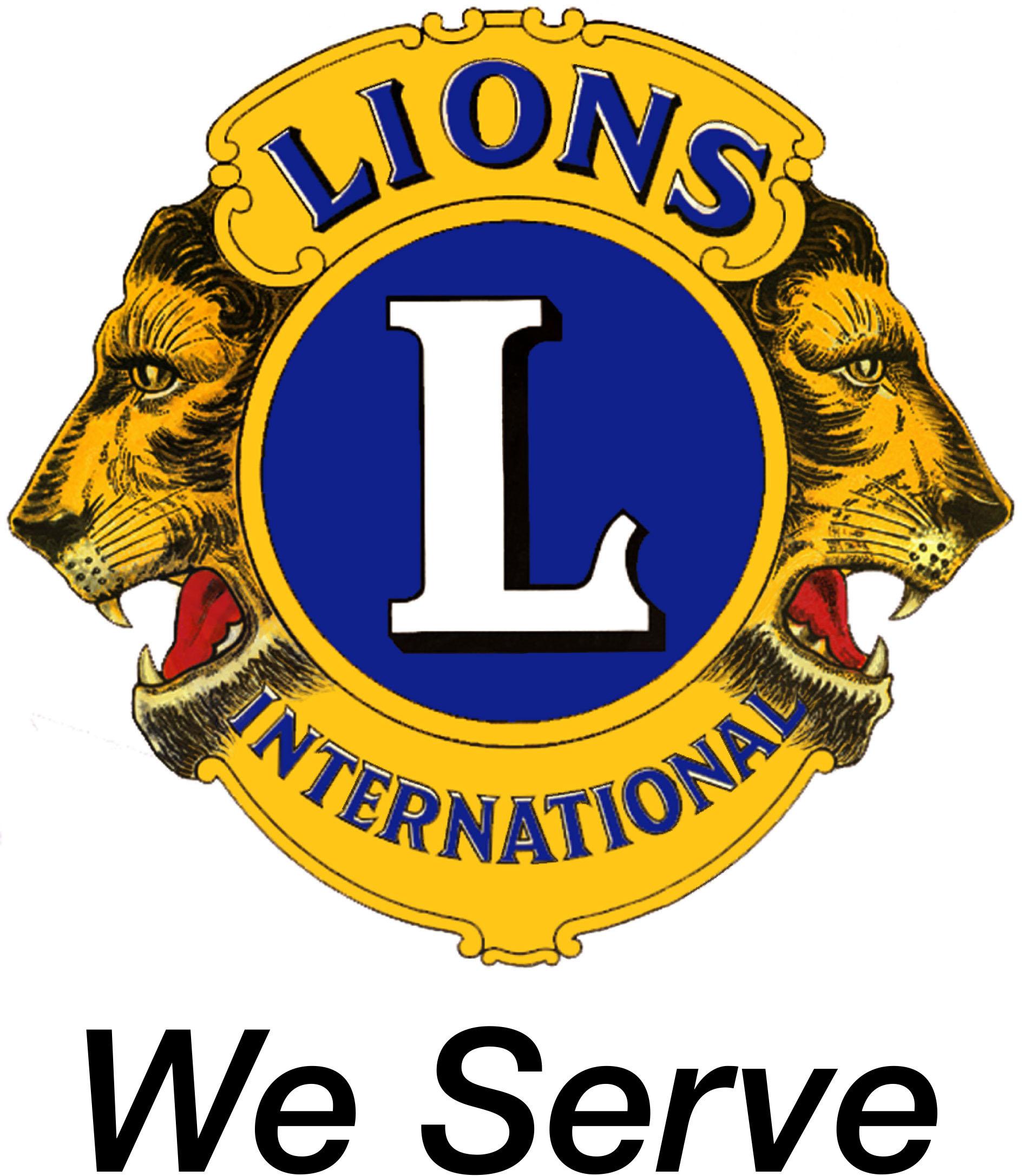 Lions club international Logos