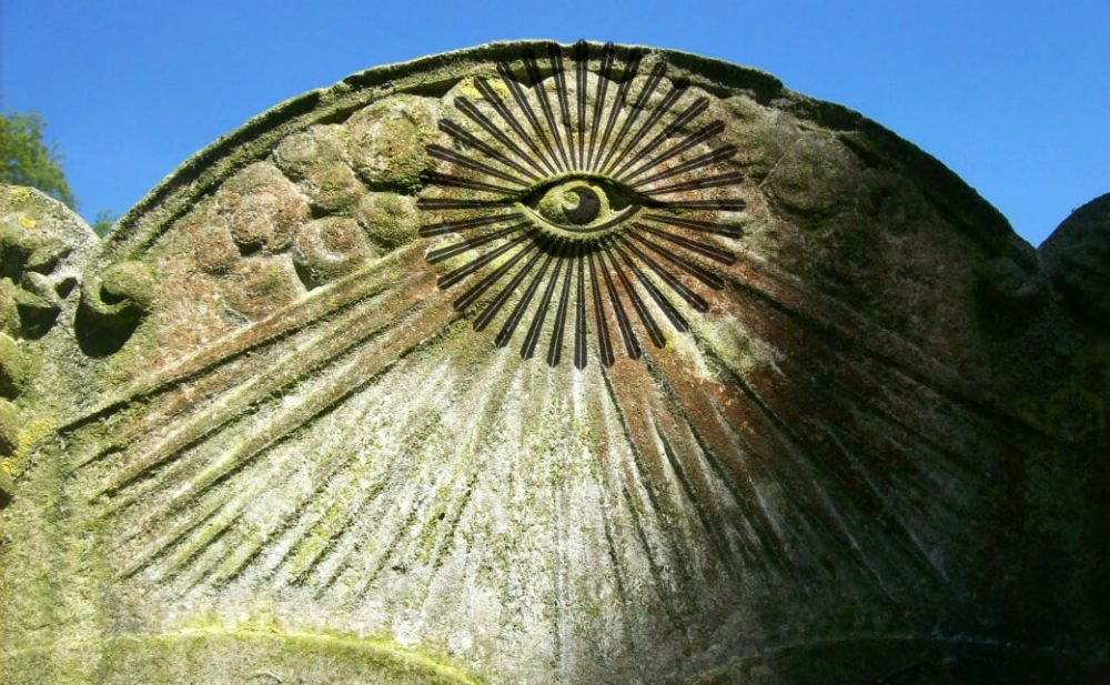 The All-Seeing Eye: Sacred Origins Of Ancient Symbol ...