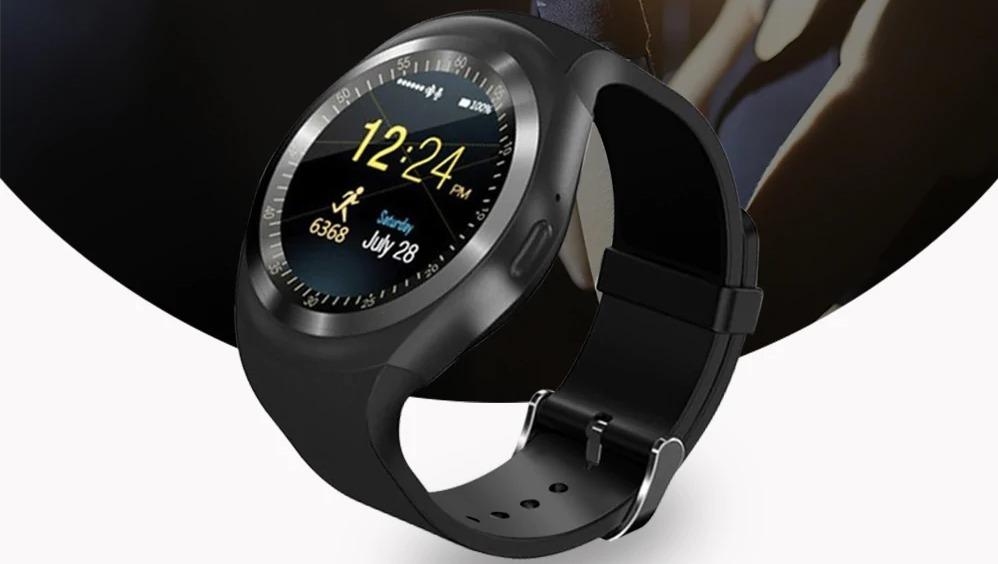 Alfawise Y1, lo smartwatch con funzioni telefoniche a soli ...