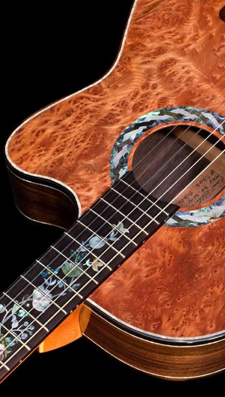 Mangore | Bellucci Guitars - Indonesian Rosewood B&S ...