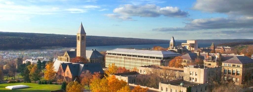 Undergraduate Scholarship in Cornell University in USA ...